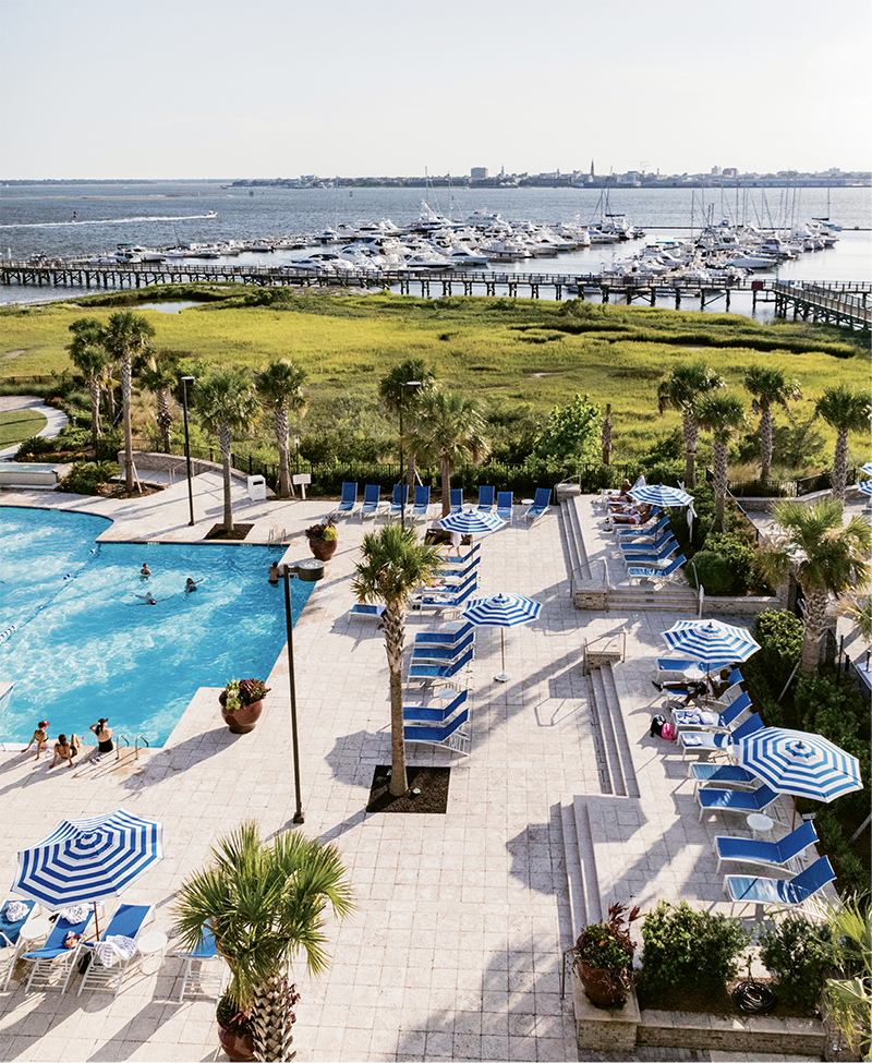 charleston beach club